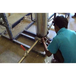 Water Treatment Plant Maintenance Service