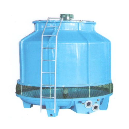 FRP Round Shape Counter Flow Cooling Tower