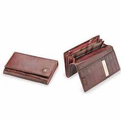 Ladies Trendy Leather Wallet