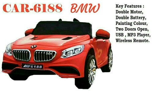 Battery Operated Bmw Ride On Car For Kids