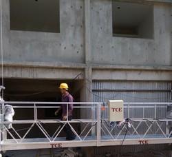 Rope Suspended Platform- TCE Platform Rental