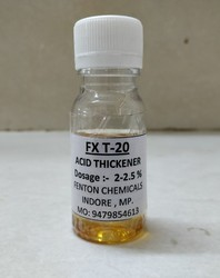 Acid Thickener ( FX T-20 )