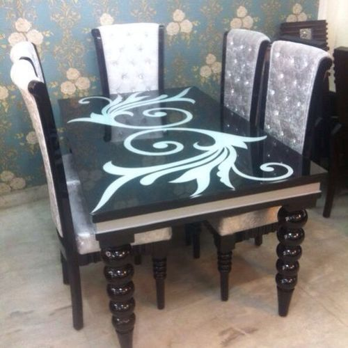 Modern Marble Top Dining Table At Rs 48 Piece मार्बल Extraordinary Furniture Dining Table Designs