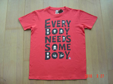 T Shirt Printing Service Rubber Printing For T Shirt