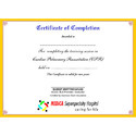 Color Certificate Printing