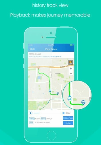 Gps Vehicle Tracking Mobile App / Application in Lucknow