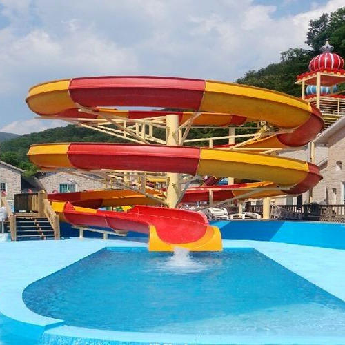 water slide restoration