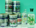 Herbal Product Labels