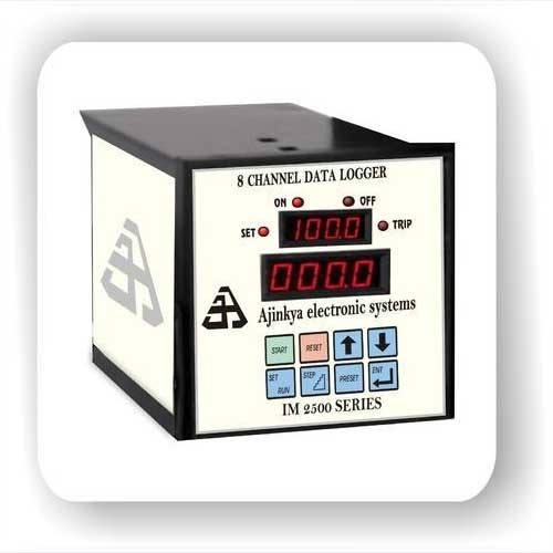 J Type 8 Channel Data Logger