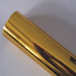 Golden Plastic Hot Stamping Foil