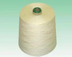 Plain Raw White Tencel Yarn, For Weaving