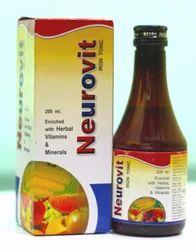 Iron Tonic, Packaging Type: PET Bottle, 200 Ml