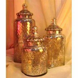 Decorative Glass Jars