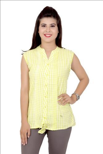 ed9c7c7a3eafce Stylish Sleeveless Top at Rs 150  piece(s)