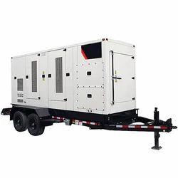 Silent 75 Dba Diesel Generator Set Rental, Capacity Range: 10 Kva To 2250 Kva, India