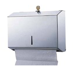SS Paper Towel Dispenser