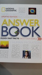 National Geography Book