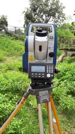 contour survey and geotechnical investigation