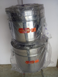 Commercial Aluminium Idli Cooker