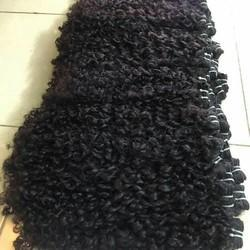 South Indian Natural Curly Hair