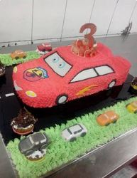 Car Birthday Cake For Kids