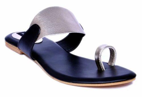 Ladies Footwear - Ladies Flat Chappal