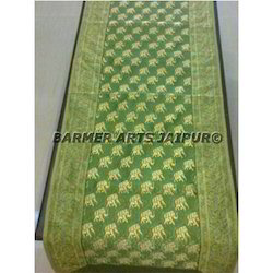 Table Runner Jacquard fabric