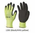 Foam Latex Coated Gloves