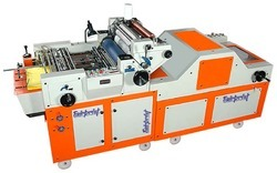 Poly Offset Printing Machine