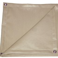Fiberglass Fire Proof Welding Fire Blanket