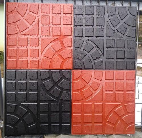 Porch Tiles Paving Tiles Interlocking Tiles At Rs 30