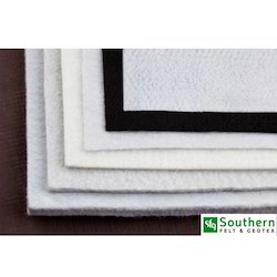 Natural Wool Felt Sheet