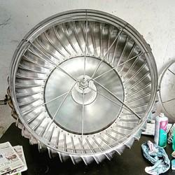 Aluminum Turbo Air Ventilator