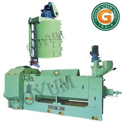Castor Seeds Oil Extruder Machine