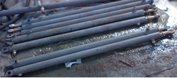 Double End Hydraulic Cylinders