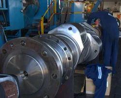 On Site Crankshaft Machining Services