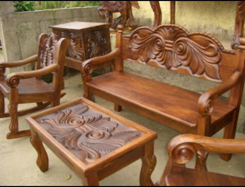 WOODEN FURNITURE 04   Wooden Carved Cabinet Manufacturer From Saharanpur