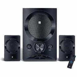 Black 2.1 Tarang Lion iball Speaker, Model Number/Name: Tarand Lion BT
