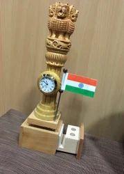 Wooden Watch Ashoka Pillar