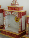 Marble Handcrafted Temples