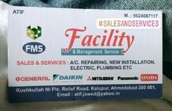 Split AC Air Conditioner Repairing, Residential, Ahmedabad