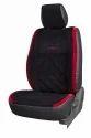 Elegant Racer Car Seat Cover Black