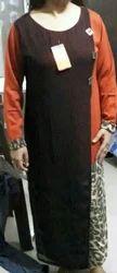 XL A-Line Woolen Kurti