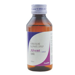 Alvent Terbutaline Sulphate Syrup