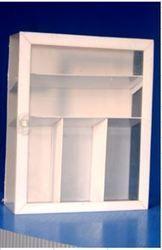 VAMSPL Acrylic First Aid Box, AB 001
