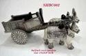 Bullock Cart Oxodise Wooden Handicraft