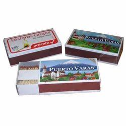 Kitchen Match Boxes
