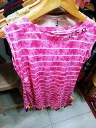 Girl Pink Top