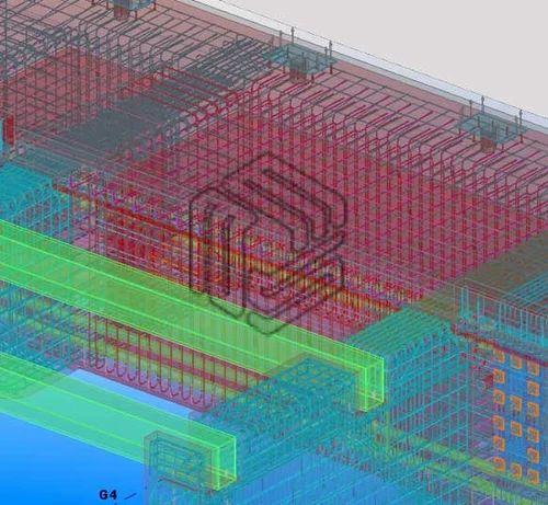 Structural Engineering - Tekla Steel Detailing Service