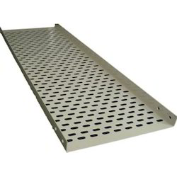 Paint Coated Perforated Cable Trays